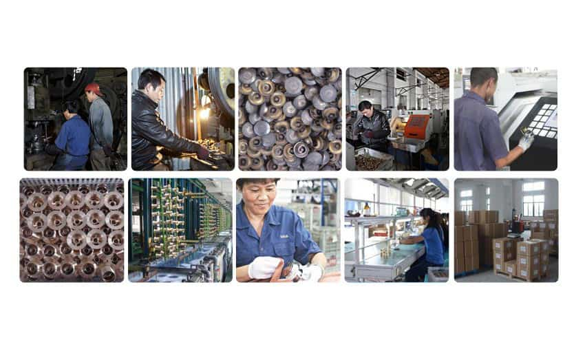 Waste Drain Manufacturing Process