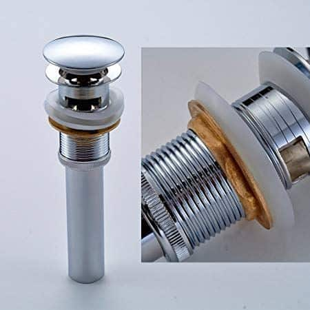 slotted waste water drain