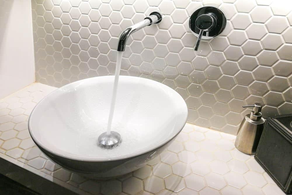 basin waste stopper work